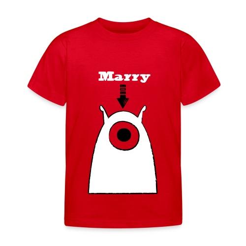 Marry von ZorZ - Kinder T-Shirt