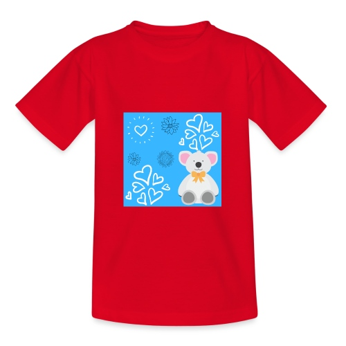 I LOVE ORSETTI - Maglietta per bambini