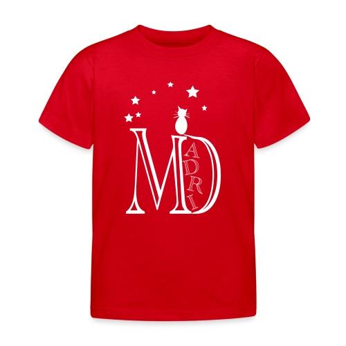MadriG - Camiseta niño
