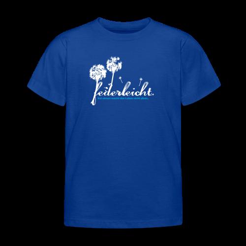geweihbär Federleicht - Kinder T-Shirt