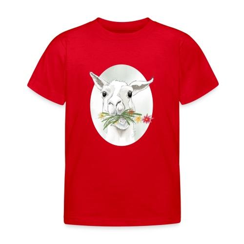 Lola Llama - Kinder T-Shirt