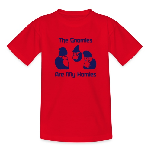 The Gnomies Are My Homies - Kinder T-Shirt