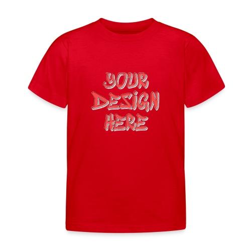 textfx - T-shirt barn