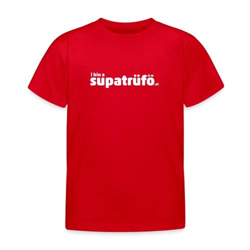 supatrüfö - Kinder T-Shirt