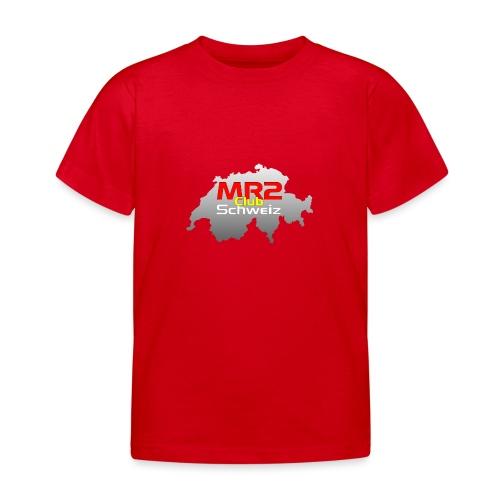 Logo MR2 Club Logo - Kinder T-Shirt