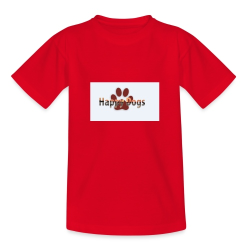 Happy dogs - Kinder T-Shirt