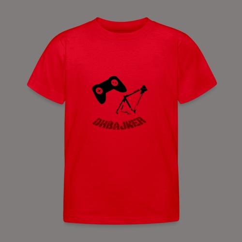 dhbajker now logo - Kinder T-Shirt