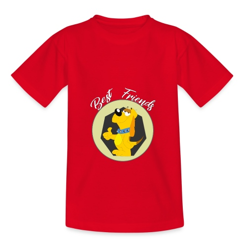Best friends - Camiseta niño