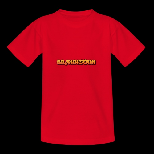 KajmakSohn - Kinder T-Shirt