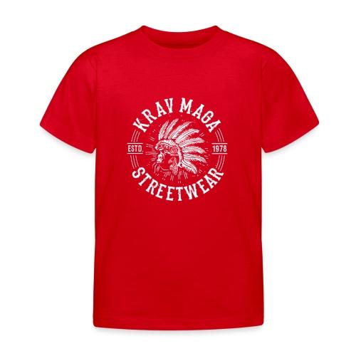Krav Maga streetwear Feathered Monkey - T-shirt Enfant