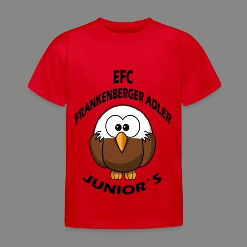 Junior Set in Schwarz - Kinder T-Shirt