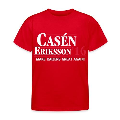caseneriksson AGAIN - T-shirt barn
