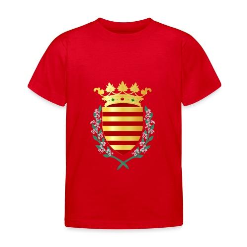 Wapenschild Borgloon - Kinderen T-shirt