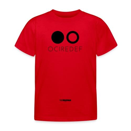 OCIREDEF Official - Maglietta per bambini