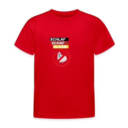 Schlaf-Schaf-Alarm - Kinder T-Shirt