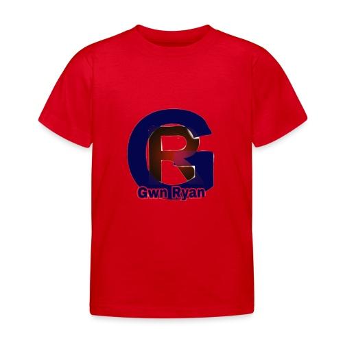 Gwn Ryan - Kinderen T-shirt