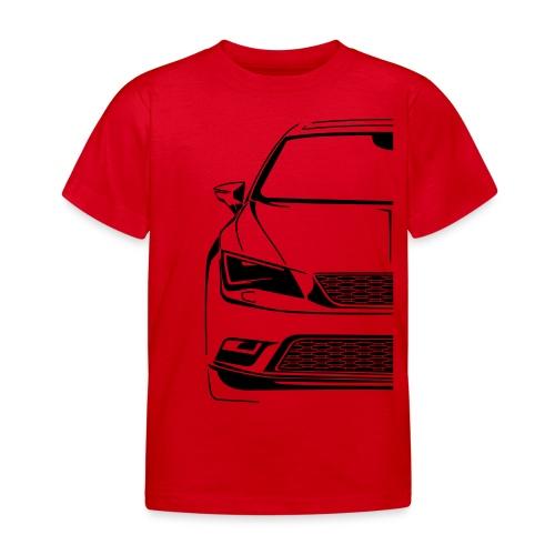 CAR-F-0101020-000-100-0 - Kinder T-Shirt