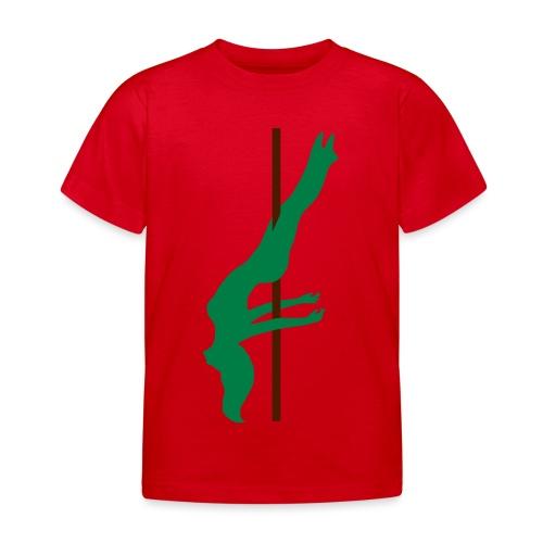 Pole Dance Pole Dancing - Maglietta per bambini