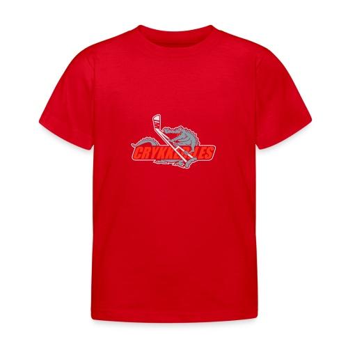 crykkedilescs - Børne-T-shirt