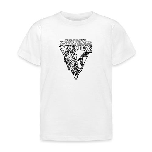 Vortex 1987 2019 Kings Island - Lasten t-paita