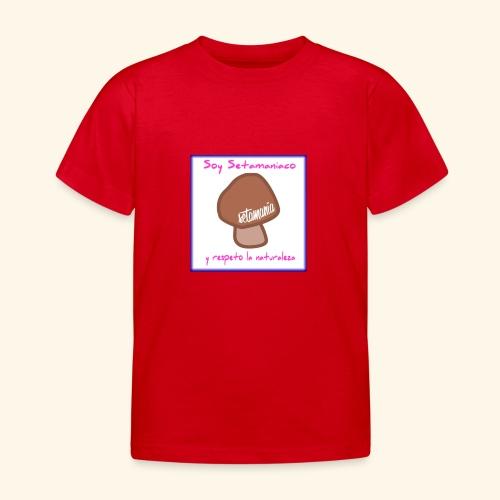 Soy Setamaniaco - Camiseta niño