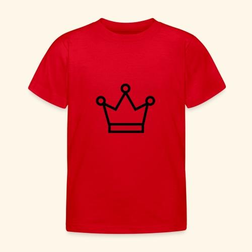 The Queen - Børne-T-shirt
