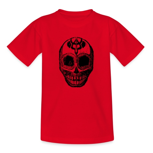 Skull of Discovery - Kids' T-Shirt