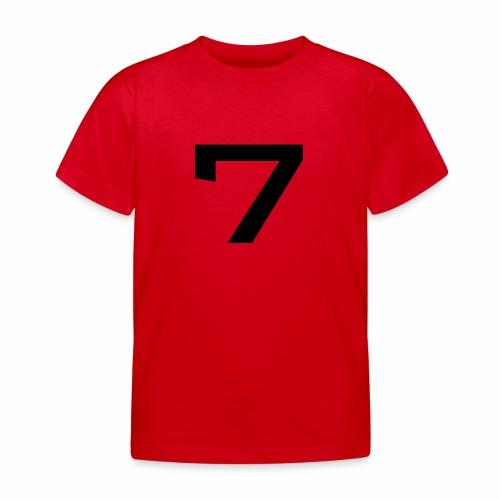 Numéro 7 - T-shirt Enfant