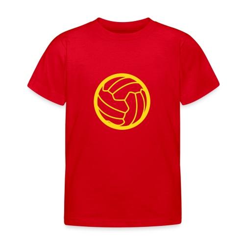 I <3 football! - T-shirt Enfant