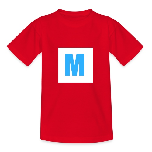 M de Marcgot Logo Oficial - Camiseta niño