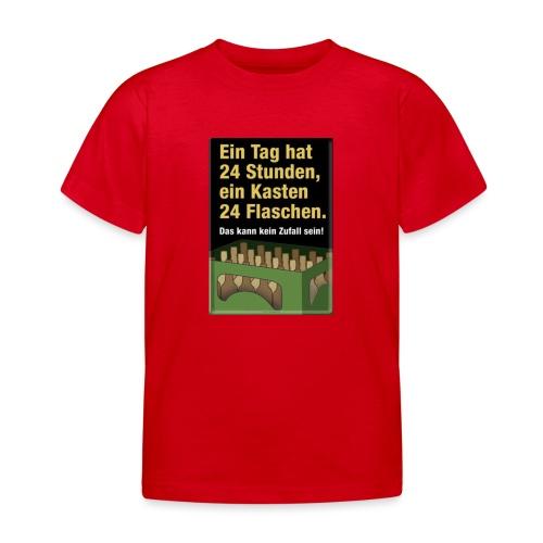 Bauern Sprüche - Kinder T-Shirt