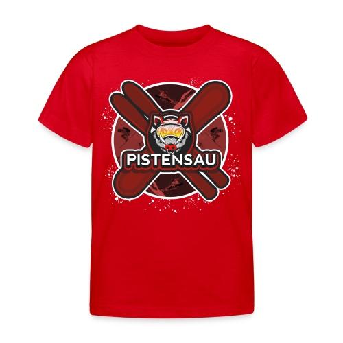 PistenSau Leuchtkäfer - Kinder T-Shirt