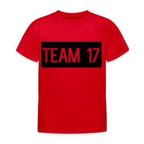 Team17 - Kids' T-Shirt