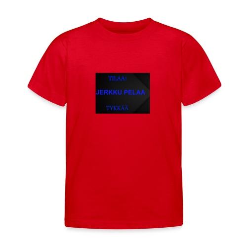 jerkku - Lasten t-paita