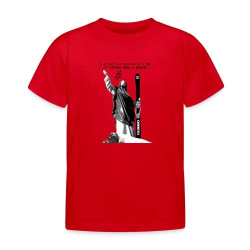 2017 Jesus Telemark - T-shirt Enfant