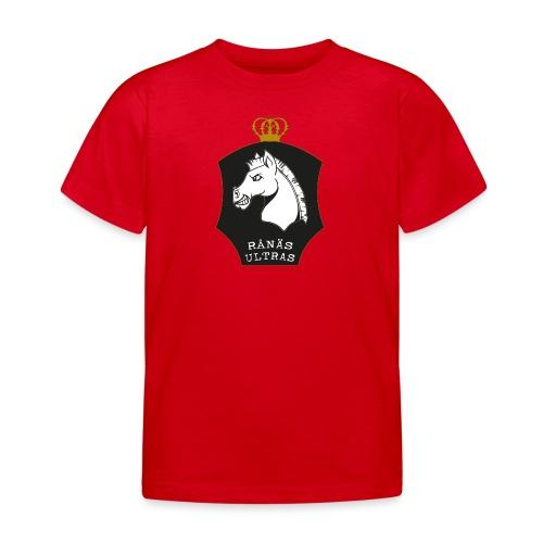 Ultras svart - T-shirt barn