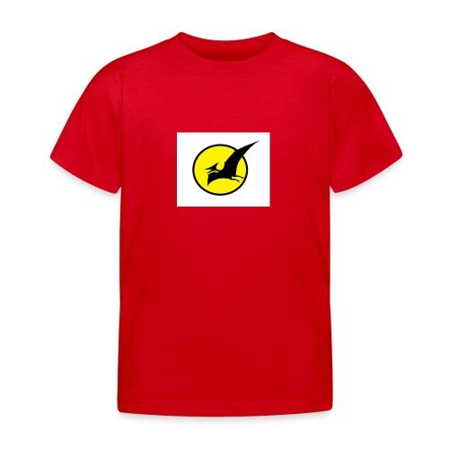 Silhouette Pterodattilo3 - Maglietta per bambini