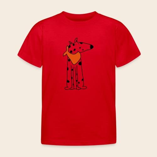 mignon dalmatien - T-shirt Enfant