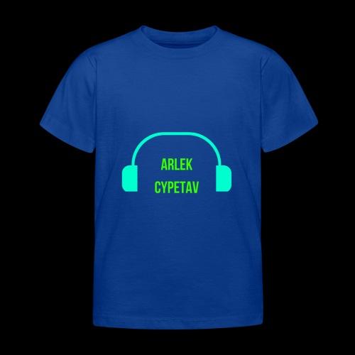 ARLEK CYPETAV - T-shirt Enfant
