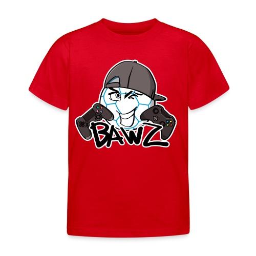 bawz voetbal - Kinderen T-shirt