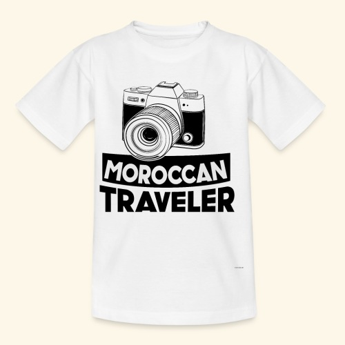 Moroccan Traveler - T-shirt Enfant