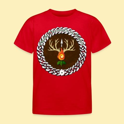 Médaillon de Neved - T-shirt Enfant