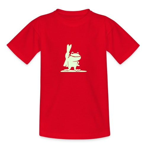 Kapuzenjacke mit Lime - Kinder T-Shirt