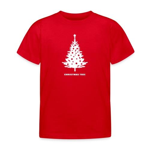 christmas tree, christmas, new year, rockefeller - Kids' T-Shirt