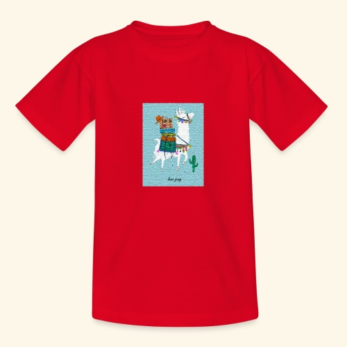 Lama Gang - Kinder T-Shirt