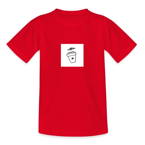 Coffee - Kinder T-Shirt