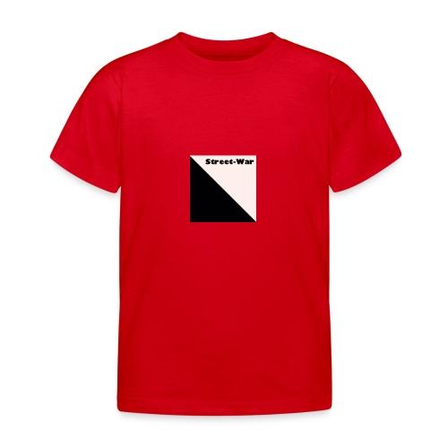 Street-War - Kids' T-Shirt