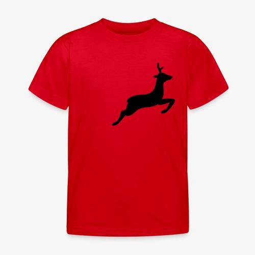 hirsch tehmen - Kinder T-Shirt