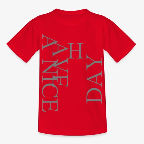 Have a Nice Day - Kinder T-Shirt