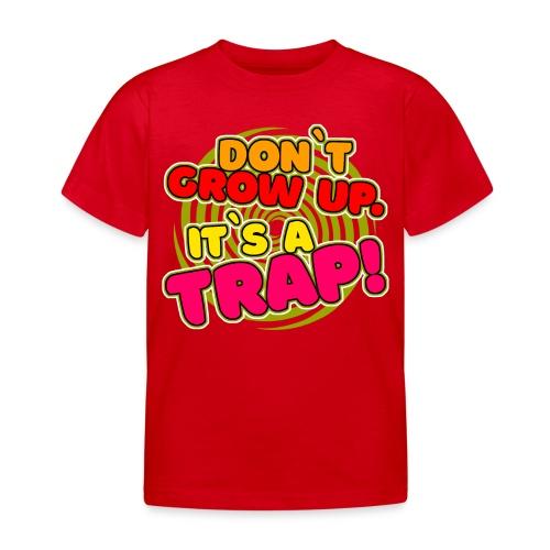 Es ist eine Falle! - Kinder T-Shirt